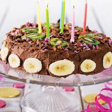 Bild på Chokladmarängtårta utan att baka