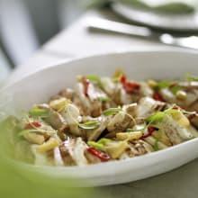 Bild på Kyckling och mozzarella i citronsirap