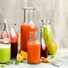 Bild på Äppel- och rödbetsjuice med ingefära