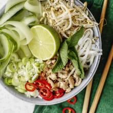 Thailändsk bowl