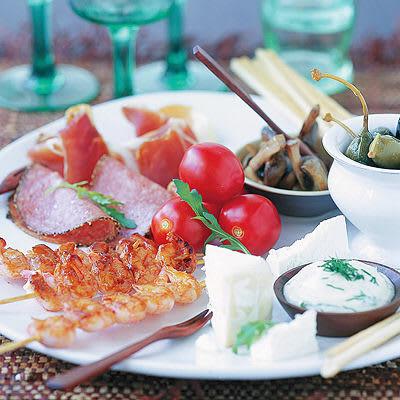 Bild på Medelhavsinspirerad tapas