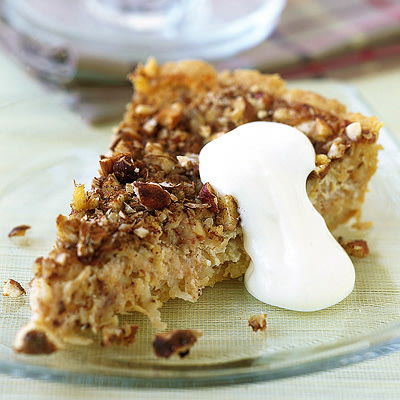 Bild på Hemavans äppelkaka