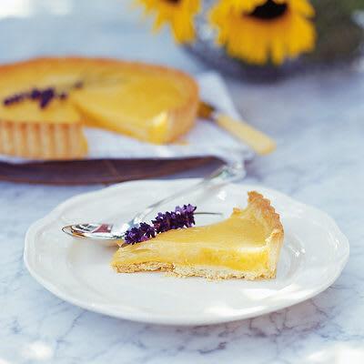 Bild på Tarte au citron