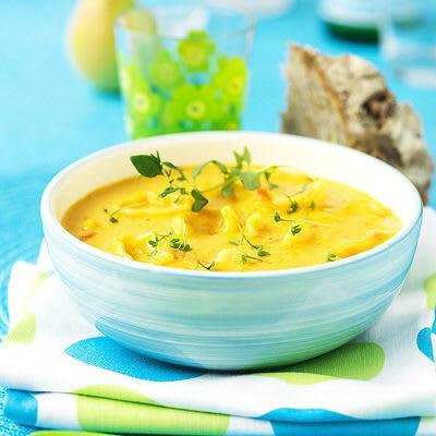 soppa med pasta