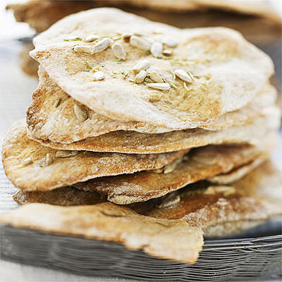 Bild på Knäckebröd med rosmarin