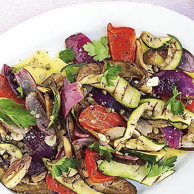 marinerade grönsaker recept