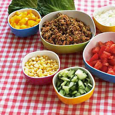 taco kryddmix recept
