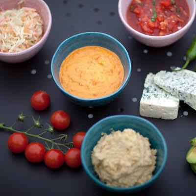 Bild på Hummus