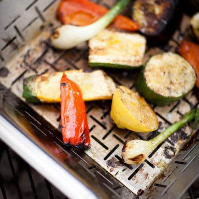 grillade grönsaker marinerade allt om mat