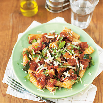 enkla vegetariska pastarätter
