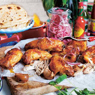 Bild på Pulled chicken