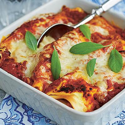 cannelloni recept vegetarisk
