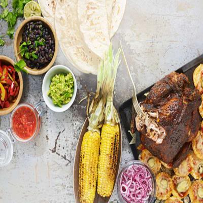 Bild på Tacokyckling med picklad rödlök
