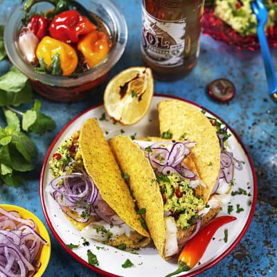 Bild på Fish tacos