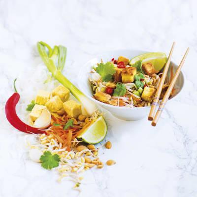 Bild på Pad thai med tofu