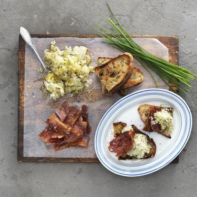 Bild på Silverlöksspread med parmesan