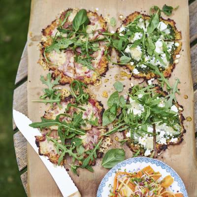 Bild på Frasig minipizza