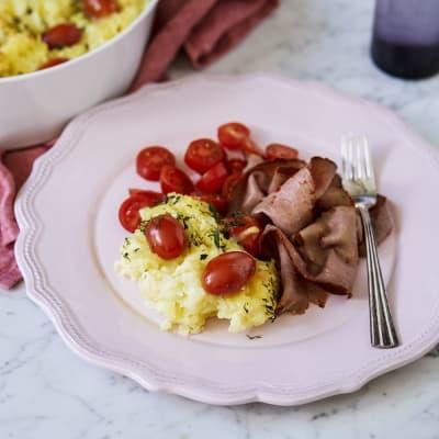 Bild på Barnens enkla potatisgratäng
