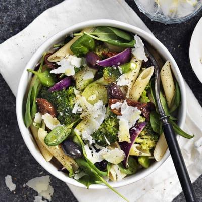 Bild på Grönsakspasta