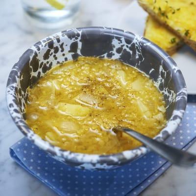 Bild på Barnens bästa linssoppa