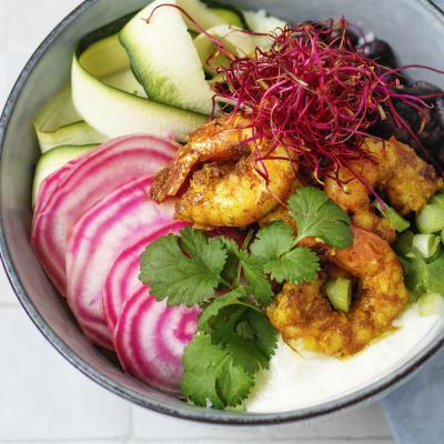 Bild på Indisk bowl