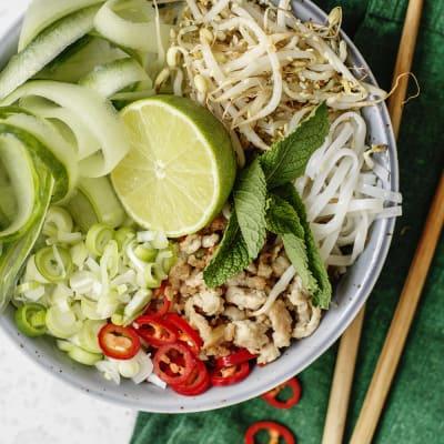 Bild på Thailändsk bowl