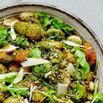Bild på The new potato salad
