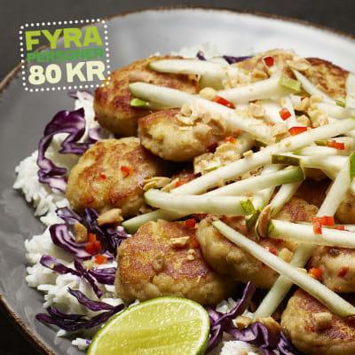 Bild på Lotta Lundgren - Thailändska fishcakes