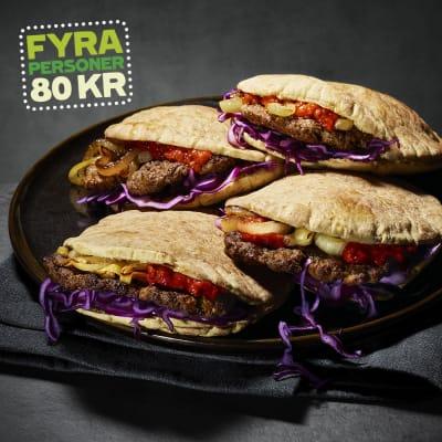 Bild på Ungersk kebab