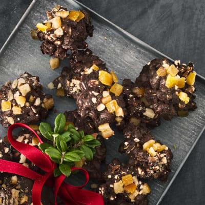 Bild på Chokladgodis med puffat ris