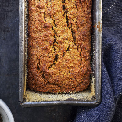 Sötpotatiskaka (Sweet potato bread)