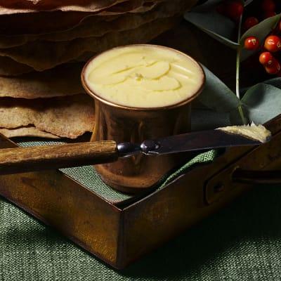 Bild på Lotta Lundgren - Syrat smör
