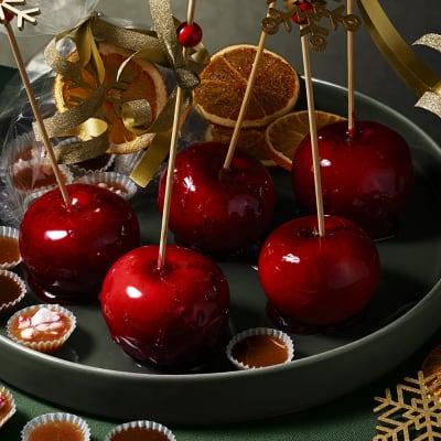 Bild på Lotta Lundgren - Kanderade äpplen