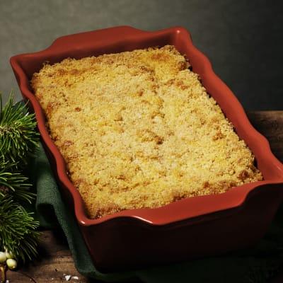 Bild på Lotta Lundgren - Morotslåda med söta kryddor