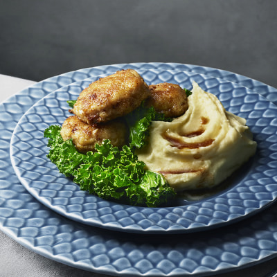 Bild på Torskwallenbergare med potatispuré