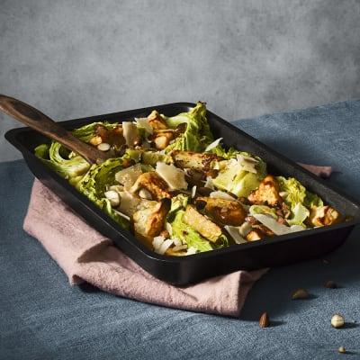 Bild på Rostad rotselleri med brynt smör och potatismos