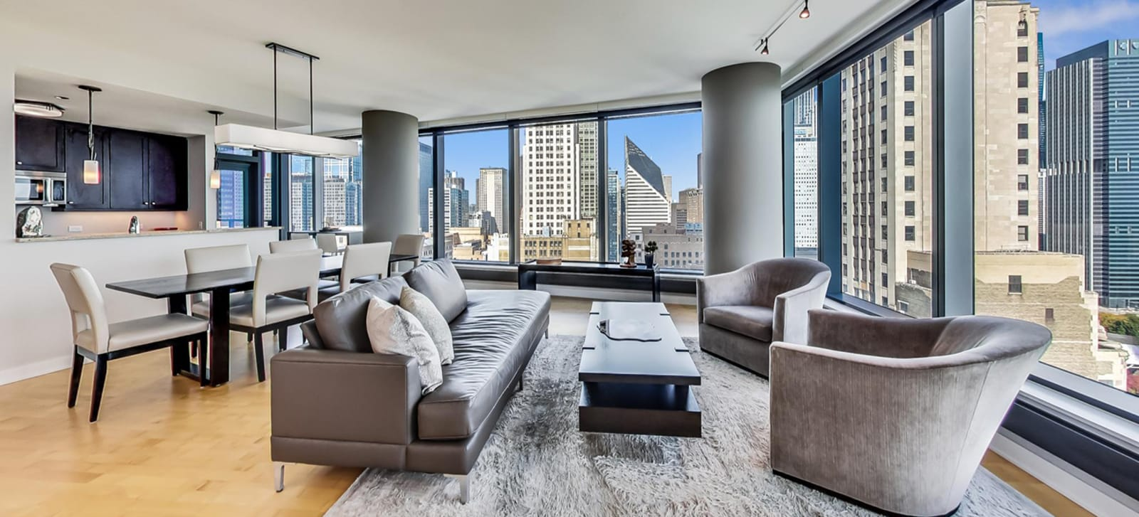 Find Luxury Real Estate in The Loop | Corcoran Urban Real Estate
