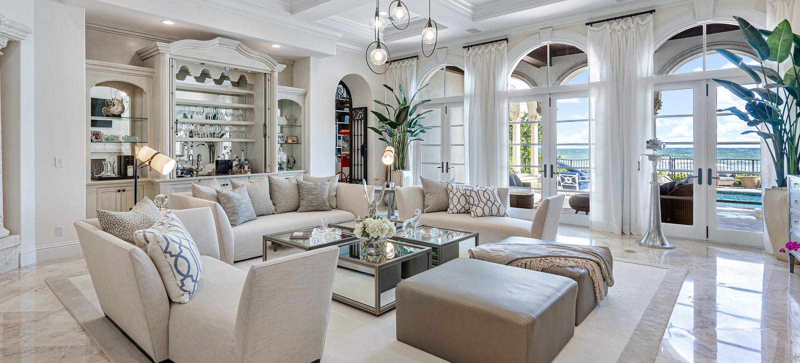 Find Luxury Real Estate in Gulf Stream | The Corcoran Group