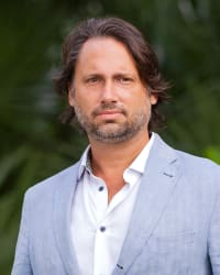 Jerome Brun De Saint Hippolyte, a top real estate agent in South Florida for Corcoran, a real estate company in Palm Beach.