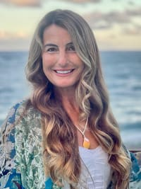 Sharon Carlson is a realtor for Pacific Properties, a real estate company in Princeville, Kauai.