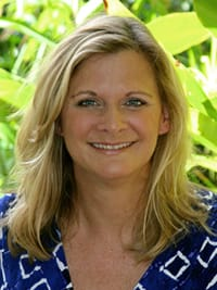 Cathy Bridges is a realtor for Pacific Properties, a real estate company in Kailua, Oahu.