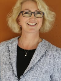 Cheryl Bower is a realtor for Global Living, a real estate company in Burlingame.