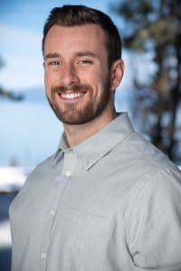 Dylan Hastings is a realtor for Global Living, a real estate company in South Lake Tahoe.