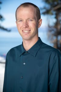 Jimmy Dozier is a realtor for Global Living, a real estate company in South Lake Tahoe.