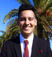 Miguel Alvarado is a realtor for Global Living, a real estate company in Rancho Cucamonga.