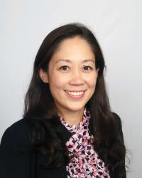 Elisa Cho is a realtor for Baer & McIntosh, a real estate company in Northvale.