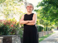 Barbara Abram is a realtor for Legends Realty, a real estate company in Irvington.