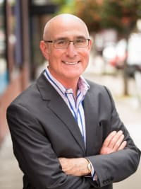 David Antman is a realtor for Global Living, a real estate company in West Portal.