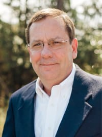 Michael Harbin is a realtor for Reverie, a real estate company in Highway 30A.