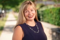 Cynthia Geiger is a realtor for Legends Realty, a real estate company in Tarrytown.